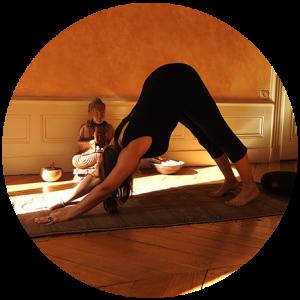 Posture yoga 5